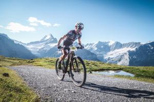 Eiger Bike Challenge - Grindelwald-First-Bachalpsee