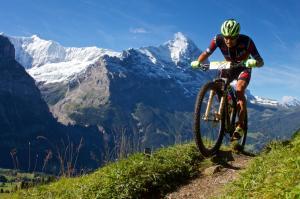 Eiger Bike Challenge Oliver Zurbrügg