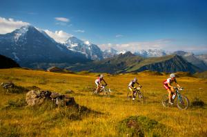 Eiger Bike Challenge Panorama